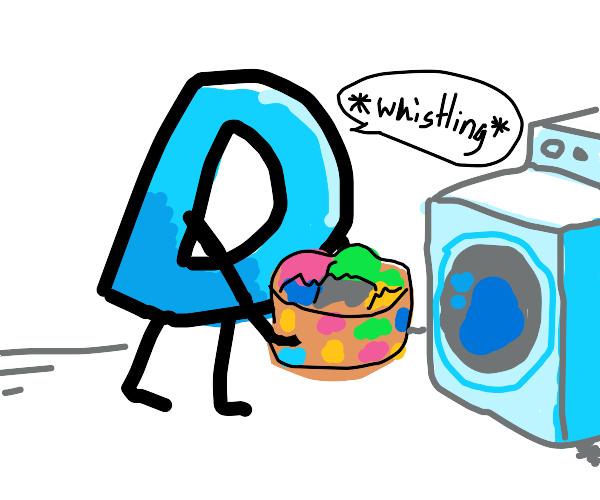 drawception d does the laundry