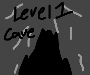 Level one: Rocky cave.