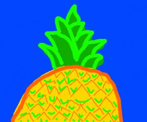 Large Pineapple