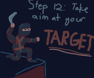 Step 11: Steal Guard's Boomerang