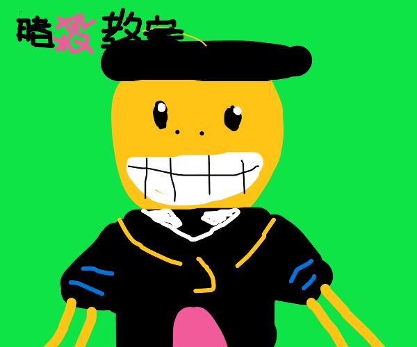 koro sensei :D