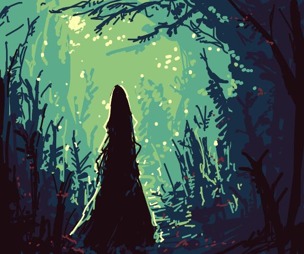 Princess of the swamp