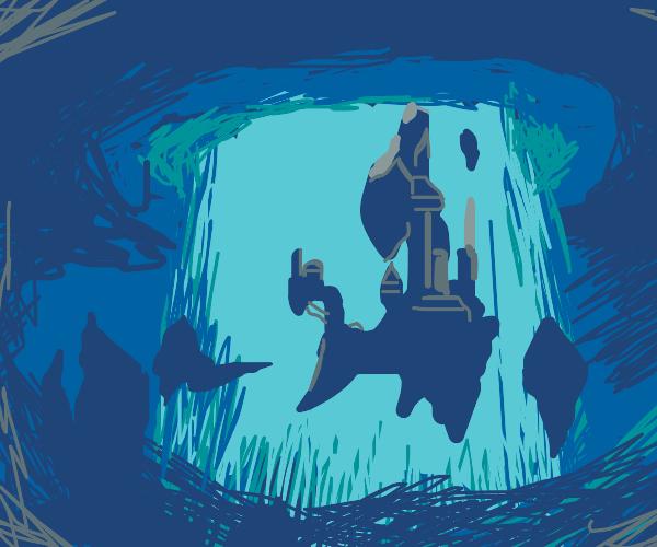 some sort of alien portal thing
