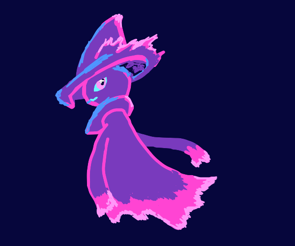 Mismagius gives you the side eye