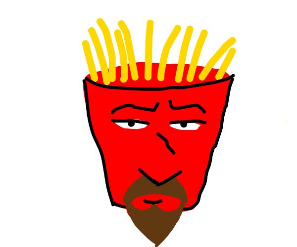 Sentient Mcdonalds Fries
