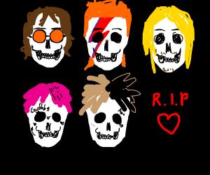 Dead Singers