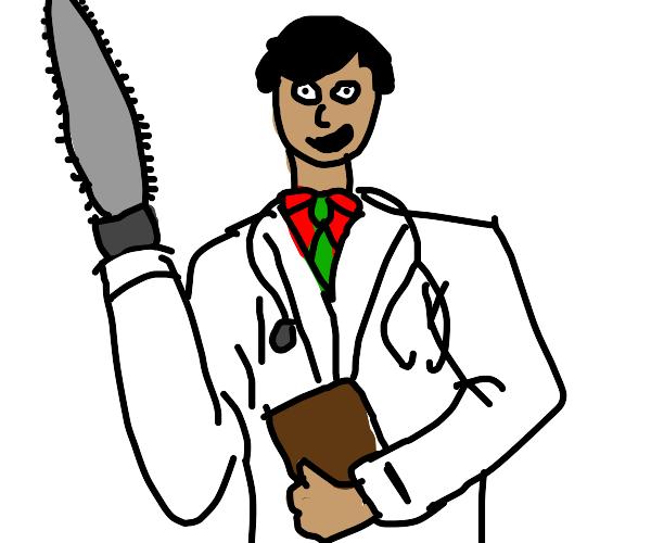 Dr. Chainsawhand