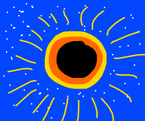 weird eclipse thingy