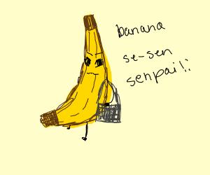 banana se-sen-senpai
