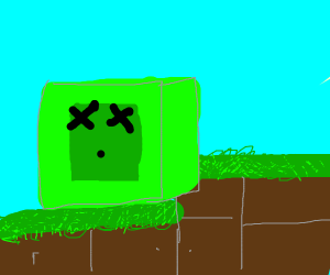 Dead slime boi