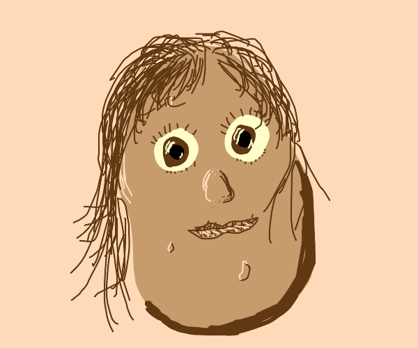 Lady potato