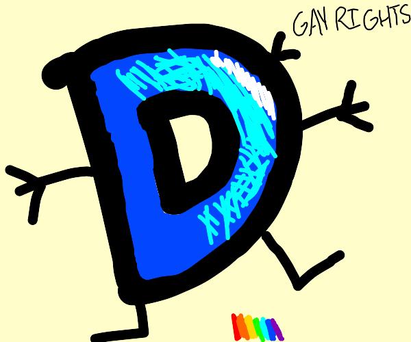 drawception says gay rights