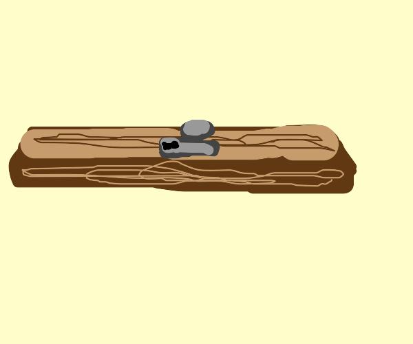 door? plank? something in between?