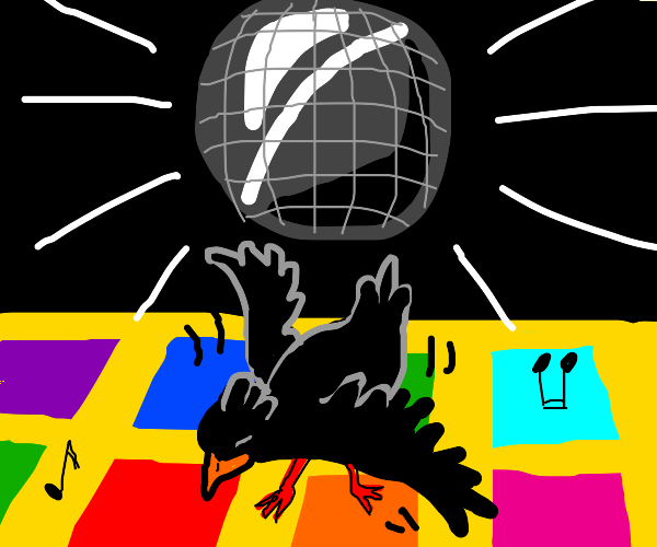 disco crow