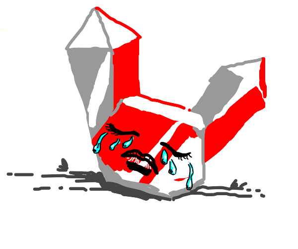 Spinel crying
