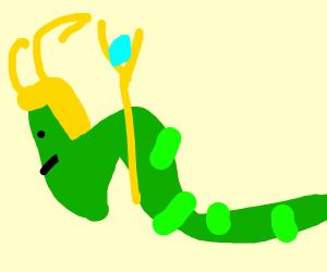 Caterpillar Loki