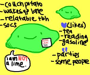 Green Lemon Lee