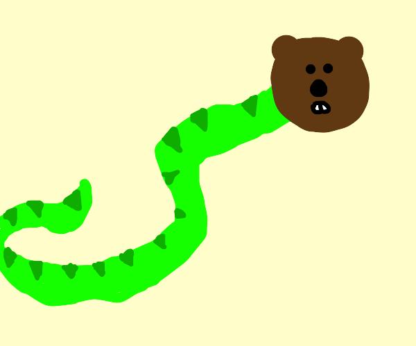 beaver snake
