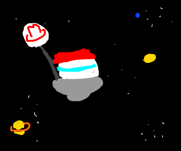 Arby's opens in space