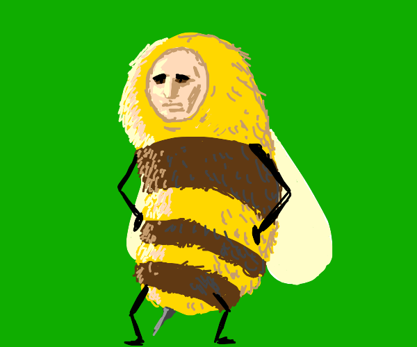 Bee-Person