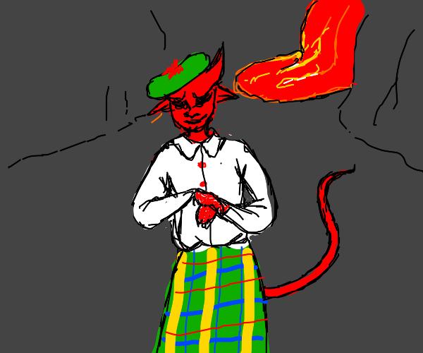 Scottish Satan