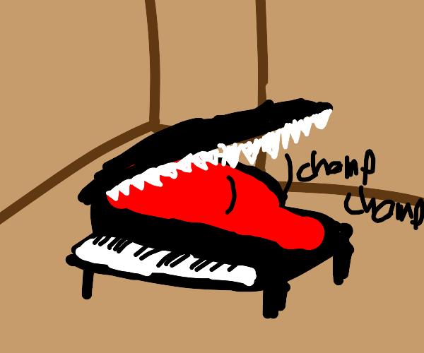 Carnivorous Piano
