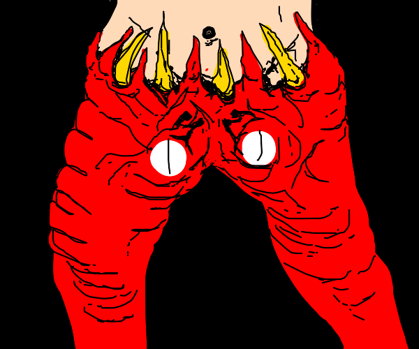 demon pants