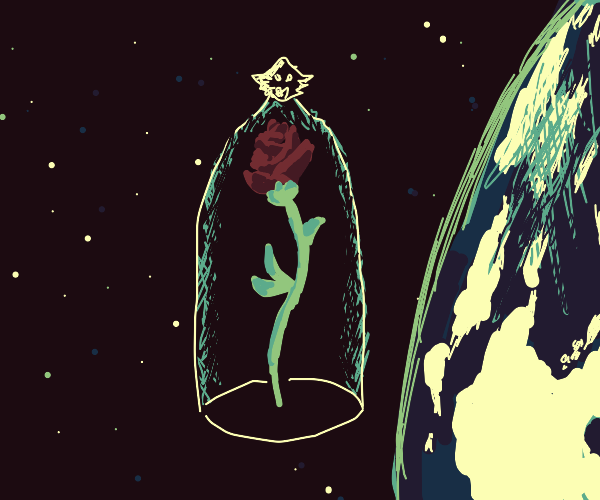 Beasts rose in space
