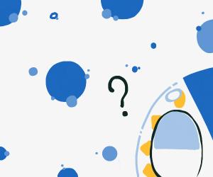 hal sees Hitchcock logo among blue planets