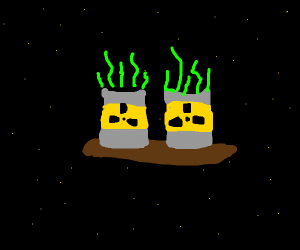 alien nuclear power plant