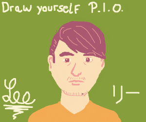 Draw Yourself P.I.O