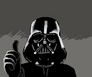 Darth Vader approves