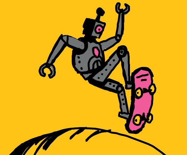 Skater Robot