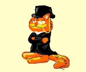 Fancy Garfield