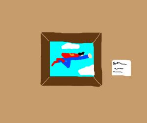 Superman was framed!