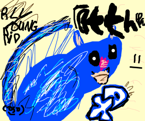 blue ratthew