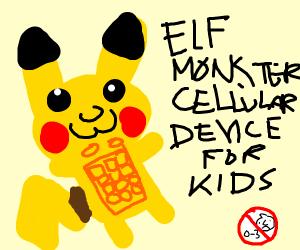 Bootleg Pokémon Toys