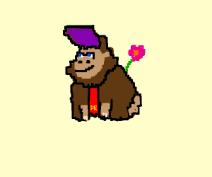 lesbian donkey kong