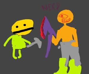 Fortnite Noob gets bullied