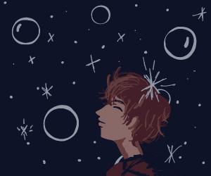 Sparkly boi