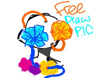 Free draw PIO!!