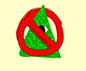 Don't trust the Illuminati