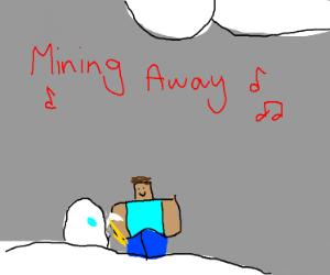 mine diamonds -3-