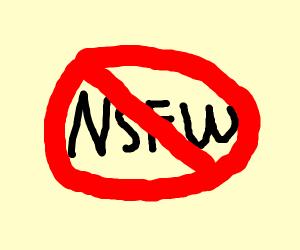 No violating the rules,no gorl presentin nipp