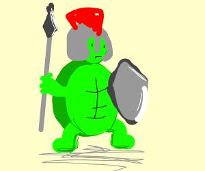 Warrior Turtle