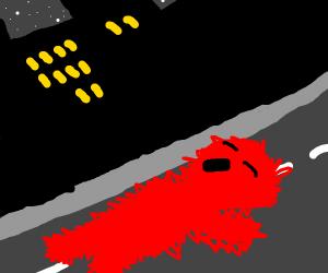 Dead Elmo