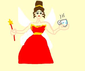 A victorian Fairy