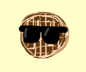a cool waffle