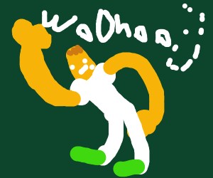 Homer: Woohoo!