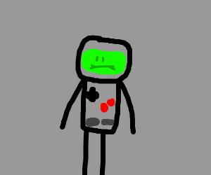 human game boy